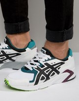 Asics Ds Retro Og Trainers In White H704y 0190