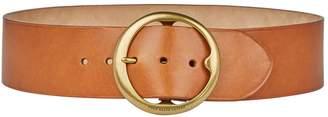 Polo Ralph Lauren Leather Wide Belt