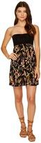 Roxy Ocean Romance Bustier Women's Dress