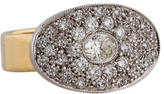 Moritz Glik 18K Diamond RIng
