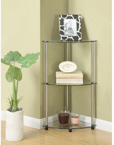 Zipcode Design Elizabeth 3 Tier Corner Shelf
