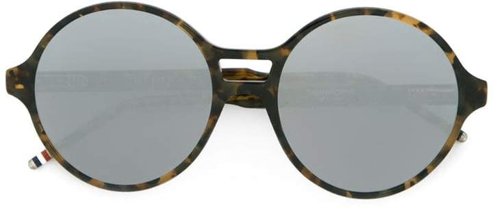 5fd5d639082e Thom Browne Black Men's Eyewear - ShopStyle