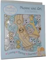 Luv N Care Luv N' Care Precious Moments Noah's Ark Musical Wall Art