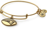 Alex and Ani New England Patriots Football Charm Bangle