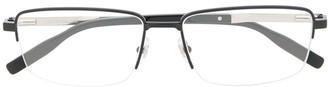 Montblanc Square Framed Glasses