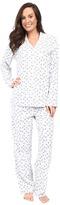 Eileen West Notch Collar Pajama