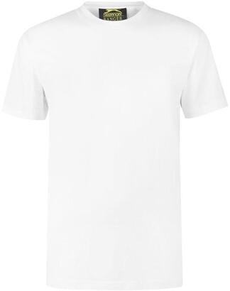 Slazenger Banger Plain T Shirt Mens