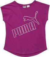 Puma Tilt Logo T-Shirt (4-6X)