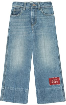 Gucci Kids Straight jeans