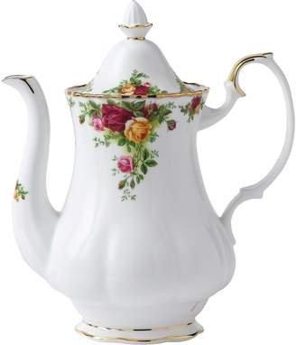 Royal Albert Old Country Roses Large Coffee Pot (1.25L)