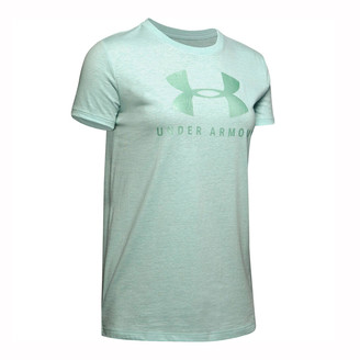 Under Armour Womens Sportstyle Graphic Muscle Tee
