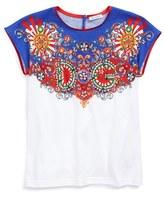 Dolce & Gabbana Girl's Print Tee