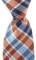 "Class Club Basic Plaid 14"" Tie"