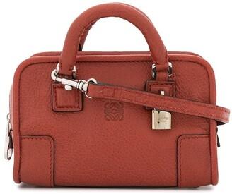 Loewe Pre Owned Micro Mini Amazona 2way bag