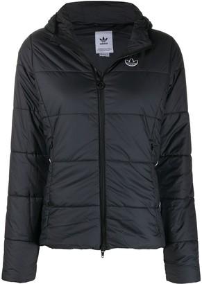adidas Slim logo jacket