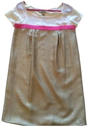 ELLA LUNA Gold Dress for Women