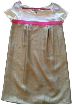 ELLA LUNA \N Gold Dress for Women