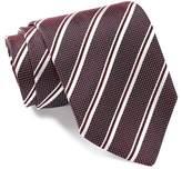 BOSS Silk Diagonal Stripe Tie
