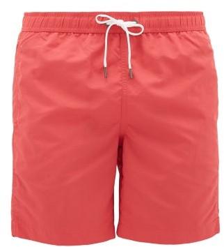 Onia Charles 7 Swim Shorts - Mens - Red