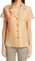 Sabine Silk Shirt