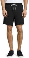 Ovadia & Sons Drawstring Tech Sweat Shorts