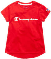 Champion Heritage Logo-Print T-Shirt, Little Girls