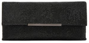 INC International Concepts Inc Hether Shiny Mesh Clutch, Created for Macy's