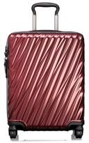 Tumi 19 Degree 22 Inch Continental Wheeled Carry-On - Red