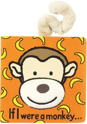 Jellycat If I Were A Monkey Children's Book
