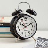 west elm London Alarm Clock - Black