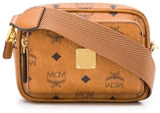 MCM Visetos crossbody bag