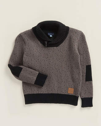 Andy & Evan Boys 4-7) Shawl Collar Pullover Sweater