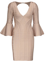Herve Leger Yasmine bandage mini dress