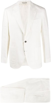 Brunello Cucinelli Two-Piece Linen Suit