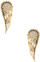 House Of Harlow Aquila Wing Clip On Earrings