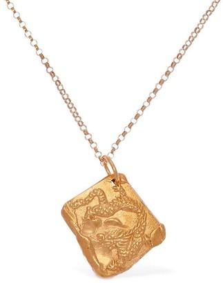 Alighieri Dragon Zodiac Charm Chain Necklace
