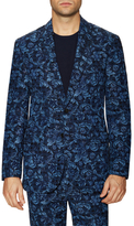 3.1 Phillip Lim Floral Notch Lapel Sportcoat