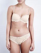 Chantelle Rive Gauche underwired t-shirt bra