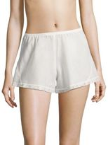 Hanky Panky 40th Anniversary Tap Cotton Shorts