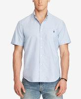 Polo Ralph Lauren Men's Big & Tall Classic-Fit Cotton Oxford Shirt