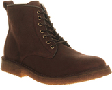 Ask The Missus Anorak Lace Boots