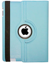 Natico Faux Leather 360 Degree Rotating Case for iPad
