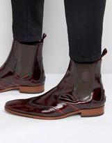 Jeffery West Scarface Leather Chelsea Boot
