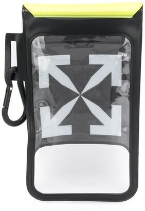 Off-White Arrows waterproof phone case
