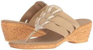 Onex Shana (Beige) Women's Sandals