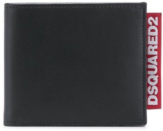 DSQUARED2 Logo Patch Wallet