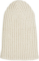 The Elder Statesman Women's Baby Alpaca Beanie