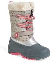 Jambu Boy's 'Venom' Waterproof Insulated Snow Boot