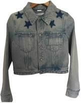 Givenchy Blue Denim - Jeans Leather jackets