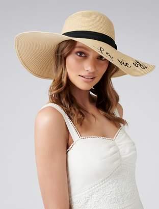 Ever New Belle Floppy Hat